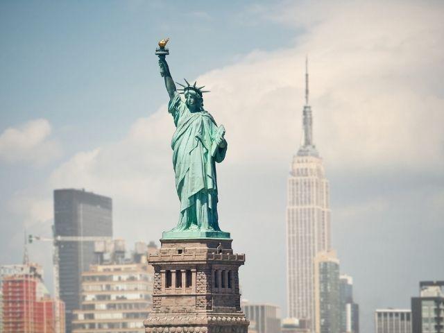 ニューヨークの都市