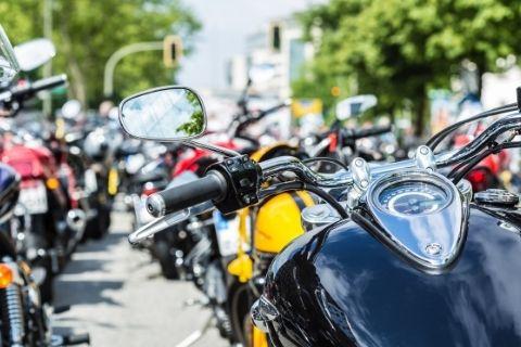暴走族のバイク